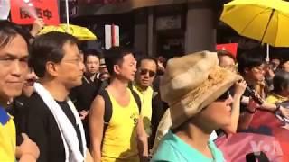 香港反《逃犯条例》修法行动可能升级