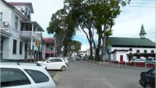 Paramaribo,Toen en Nu B