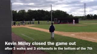 Lenape vs. Atlantic City playoff baseball