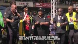 Inside Story - South Africa elections - 22 April 09 - Part 2