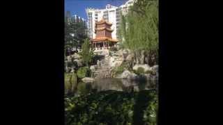 Repeat youtube video Robert v Austrálii - 13 - 11.10.2013 - DĚTSKÁ LÉTA JSOU ZPĚT! + Chinese Garden of Friendship