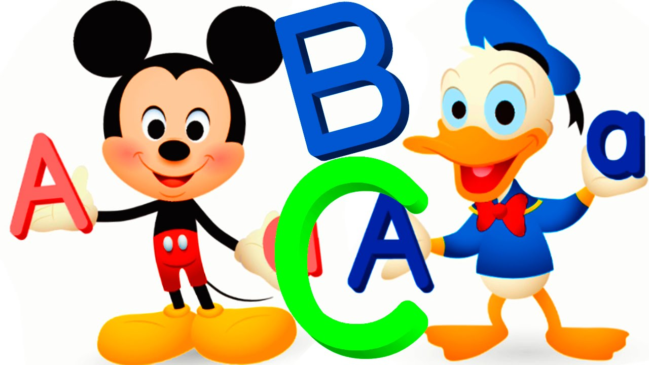 Disney Bud s ABCs Alphabet Learning Game with Mickey Mouse