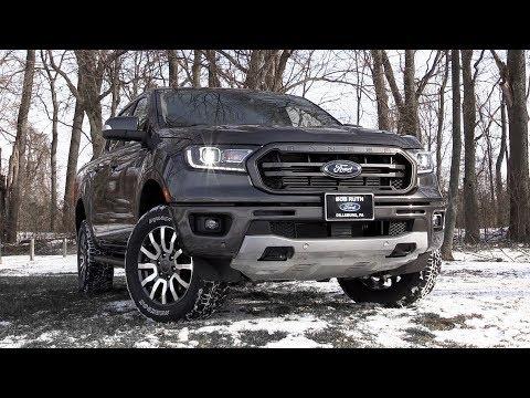 2019 Ford Ranger: Review