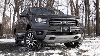 2019 Ford Ranger: Review