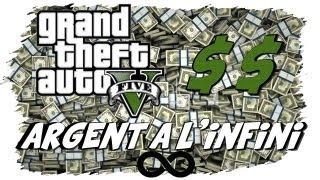 GTA V - Argent à l'infini (tuto)