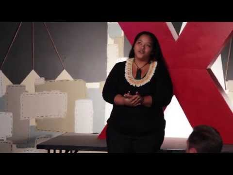 From Mud Pies to MAO: Kuuleilani Samson at TEDxHonoluluSalon