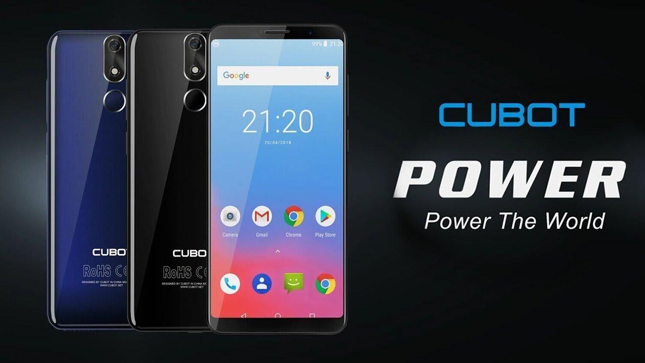 CUBOT Mobile