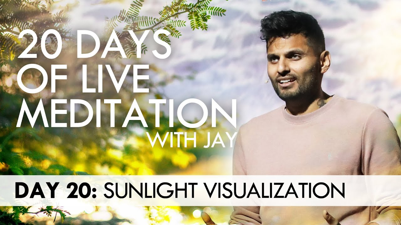 20 Days of Live Meditation with Jay Shetty: Day 20 - YouTube