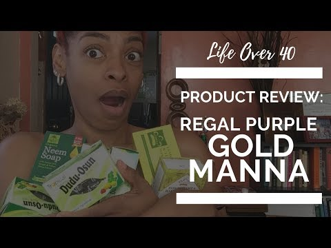 PRODUCT REVIEW: Regal Purple GOLD MANNA (this stuff is CRAZY‼️)