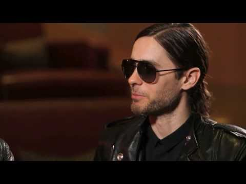 """30 Seconds to Mars - """"In Thirty"""" Much More Interview 2013 (Part 1) HD"""