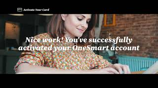 OneSmart Tutorial Video - Setting up your account