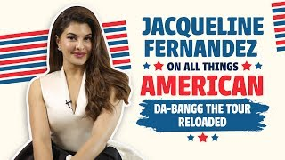 Jacqueline Fernandez on All Things She Loves | DA-BANGG (The Tour - Reloaded)