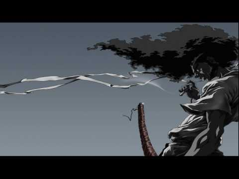 Exclusive Afro Samurai Game Soundtrack - One Try