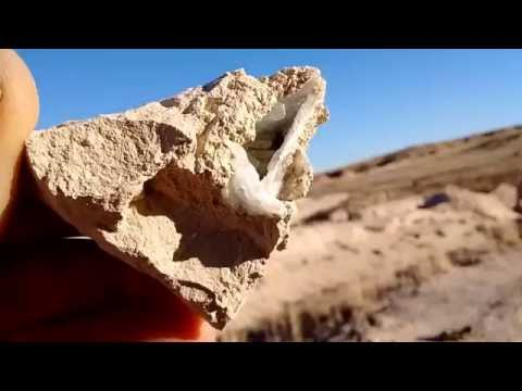 Prospecting for Blue Barite in Northern Colorado 01