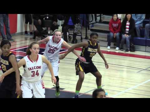 Raw Footage Saratoga vs Inderkum Girls Basketball