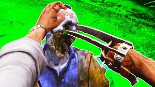 Awesome Wolverine Claws vs Zombies in VR!