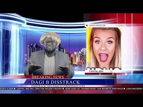 UncleD Trend News: DAGI BEE DissTrack - CAPITAL BRA will was von Helene Fischer