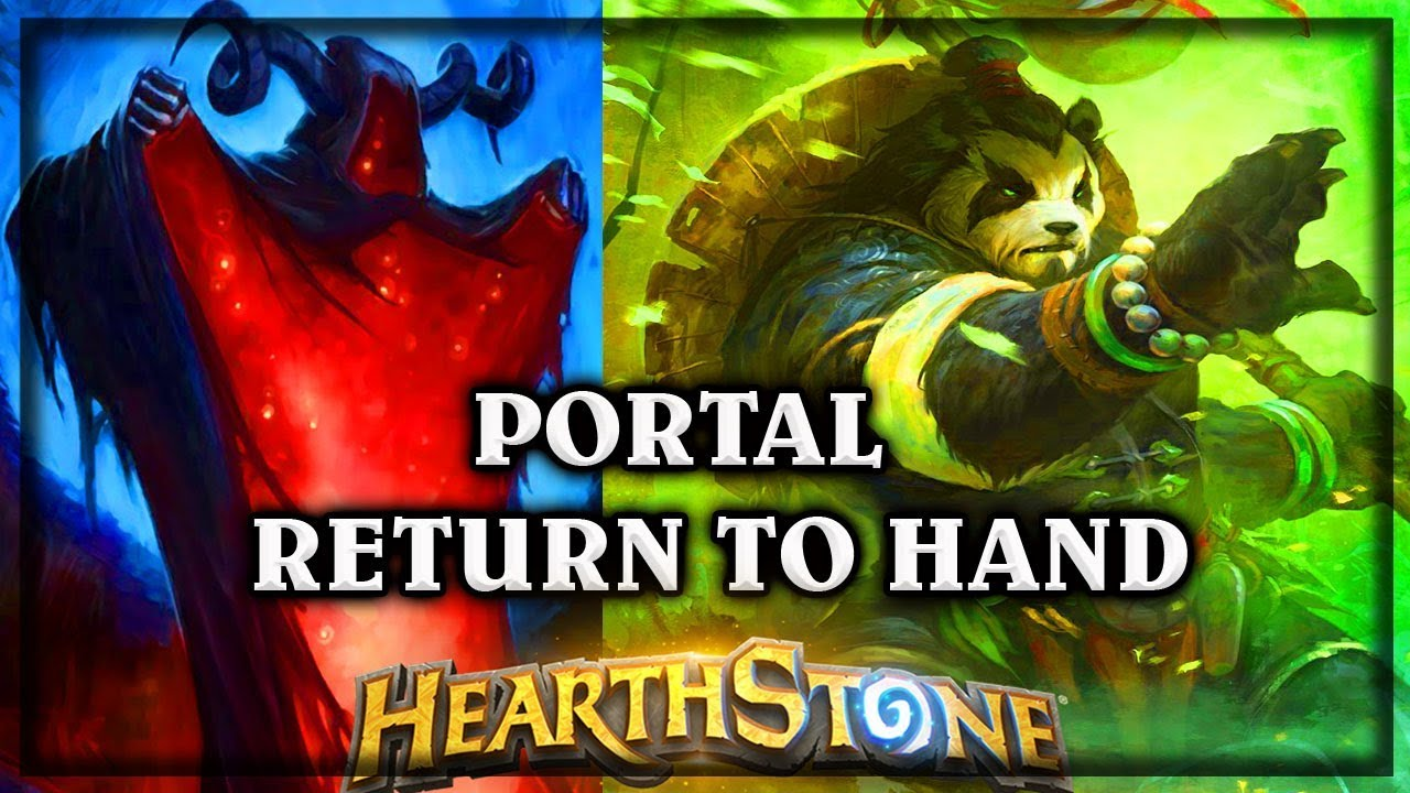 7266 portal athenahealth - Hearthstone Portal Return To Hand Knights Of The Frozen Throne Expansion