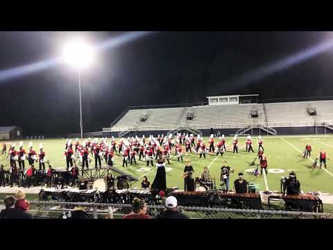 "Harrison Central High School 2018 Show ""The Tour"""