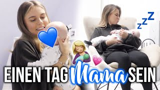 Einen Tag lang Mama sein 👶🏼🤱🏼 mit Paola Maria | Dagi Bee