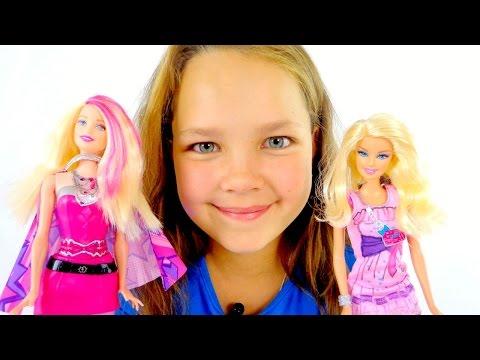 Барби мультик на русском мультфильмы барби для детей Барби показывает новое платье