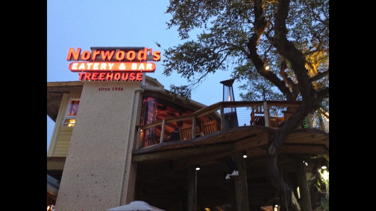Treehouse Restaurant New Smyrna Beach