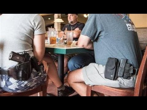 Judge Napolitano on Ohio's open-carry law