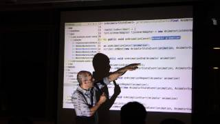 Introduction to RxJava, with code examples by Xavier Lepretre - SG Android Developers 05/2015 Part 3