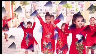 Kid Modern Dance - Jingel Bell Rock - Ngày Xuân long phượng sum vầy