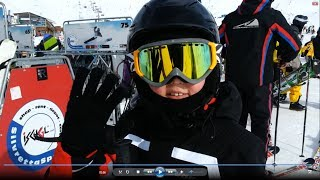 Отзыв №20  OMEGA SKI ACADEMY St.Christoph Biomechanics technique Инструктор Ишгль Ст.Антон Китцбюэль