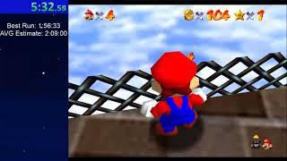 SlimKirby's 24-Hour Randomizer Stream - Super Mario 64 Randomizer