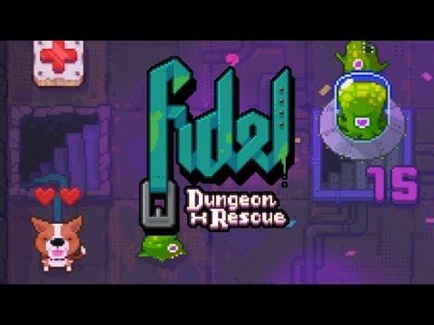 Fidel: Dungeon Rescue - Puzzle Doggo to the Rescue!