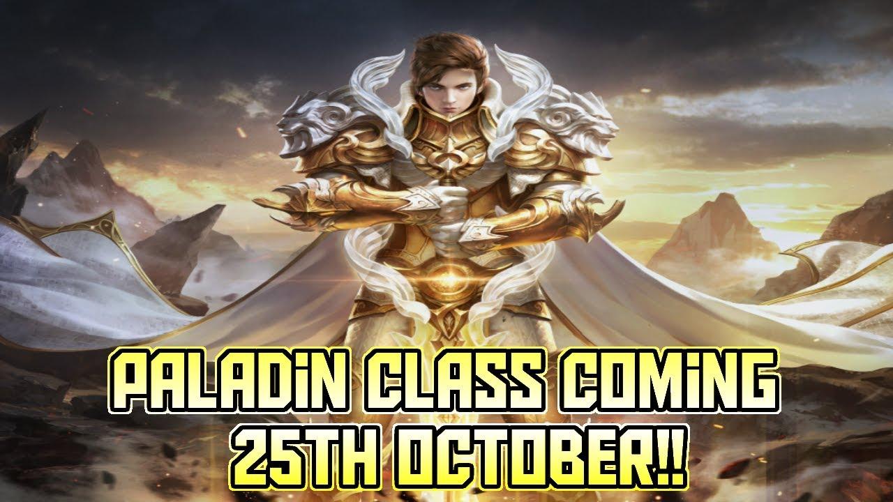 crusader of light paladin guide