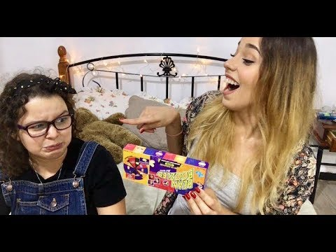 Jelly belly challenge ( ft Melissa )