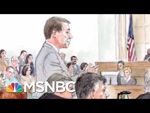 Prosecutors Call Witnesses To Demonstrate Paul Manafort's Lavish Lifestyle | Velshi & Ruhle | MSNBC
