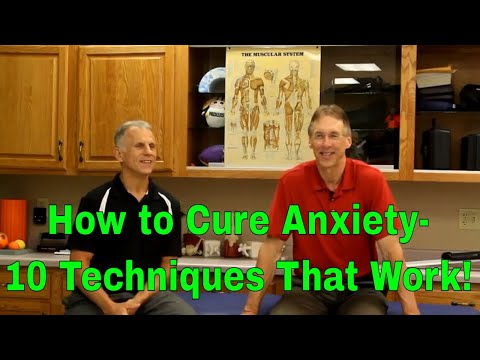 How to Cure Anxiety-10 Techniques That Work!