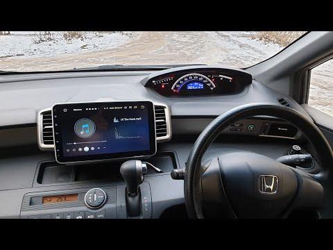 Honda Freed Spike и магнитола ANDROID 10' за 500€