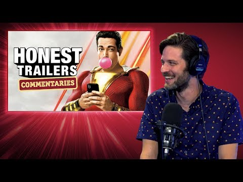 Honest Trailers Commentary | Shazam