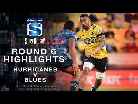 ROUND 6 HIGHLIGHTS | Hurricanes v Blues – 2020