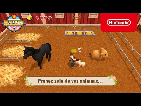 Harvest Moon: Un Monde à Cultiver - Explorez le monde et développez votre ferme (Nintendo Switch)