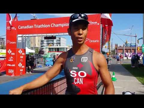 Oakville Chiropractor Canadian Triathlon Championships - Post-Race