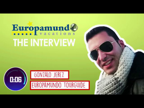 Live Chat with our Expert Europamundo Tour Guide Gonzalo !