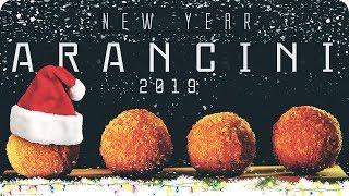 Закуска на Новый Год | Аранчини | #Borsch