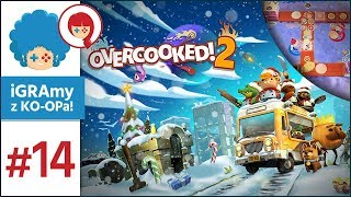 Overcooked 2 PL #14 | Kevin's Winter Cracker DLC