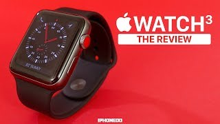 Apple Watch 3 Cellular — No LTE Drama — The Review [4K]