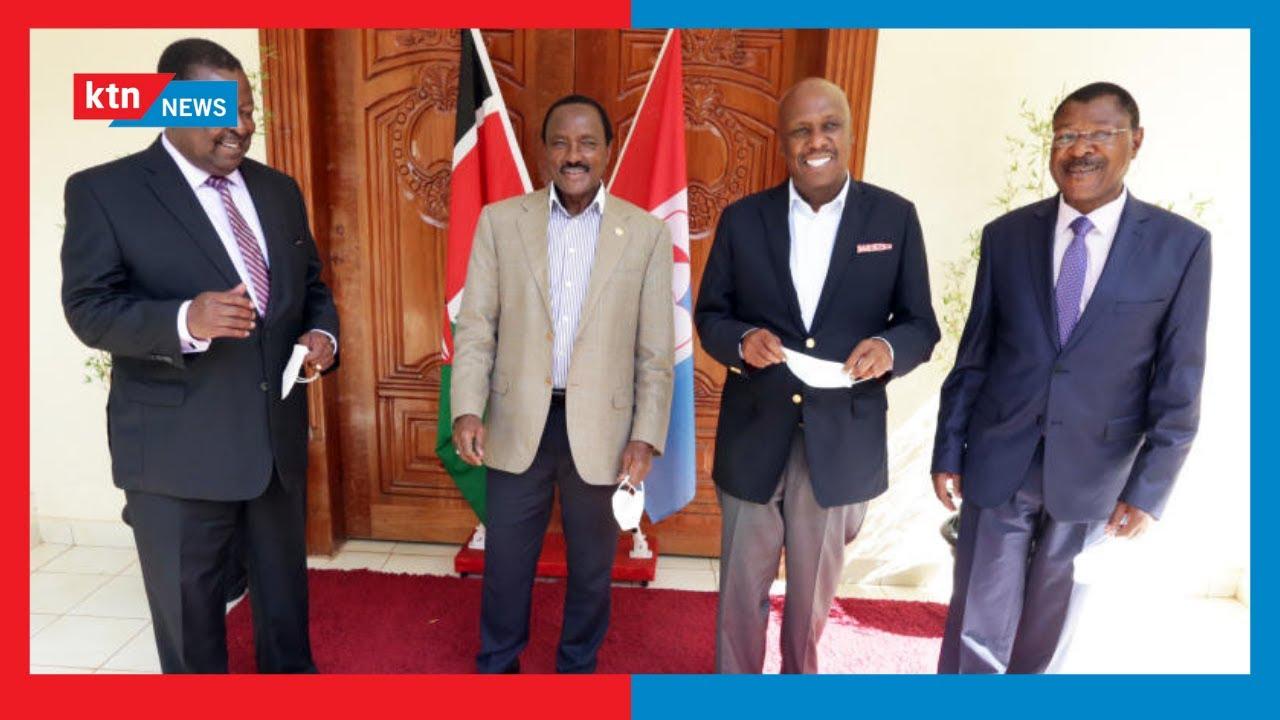 Download Viongozi wa One Kenya Alliance wakutana Naivasha kupanga mikakati ya muungano