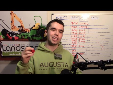 How to PLAN for Success in Lawn Care and Landscaping Business