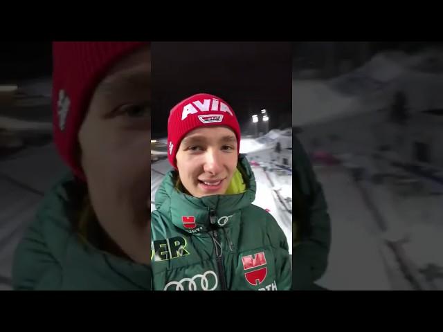 Martin Hamann in Lahti