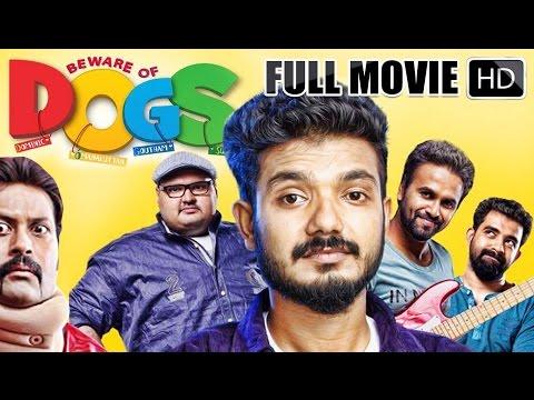 Malayalam Full Movie Beware Of Dogs  ...