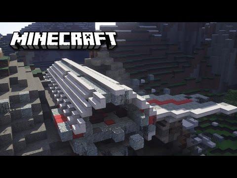 Minecraft - AIRPLANE. CRASH. SURVIVE! - Ep. 1 (w. Chief)